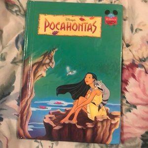Disney Pocahontas Children Book 1st American